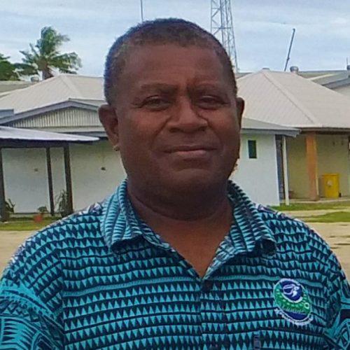 Peter Ramohia